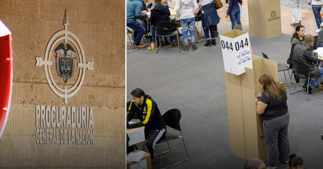 Procuraduría hace seguimiento y vigilancia a proceso electoral de 2019