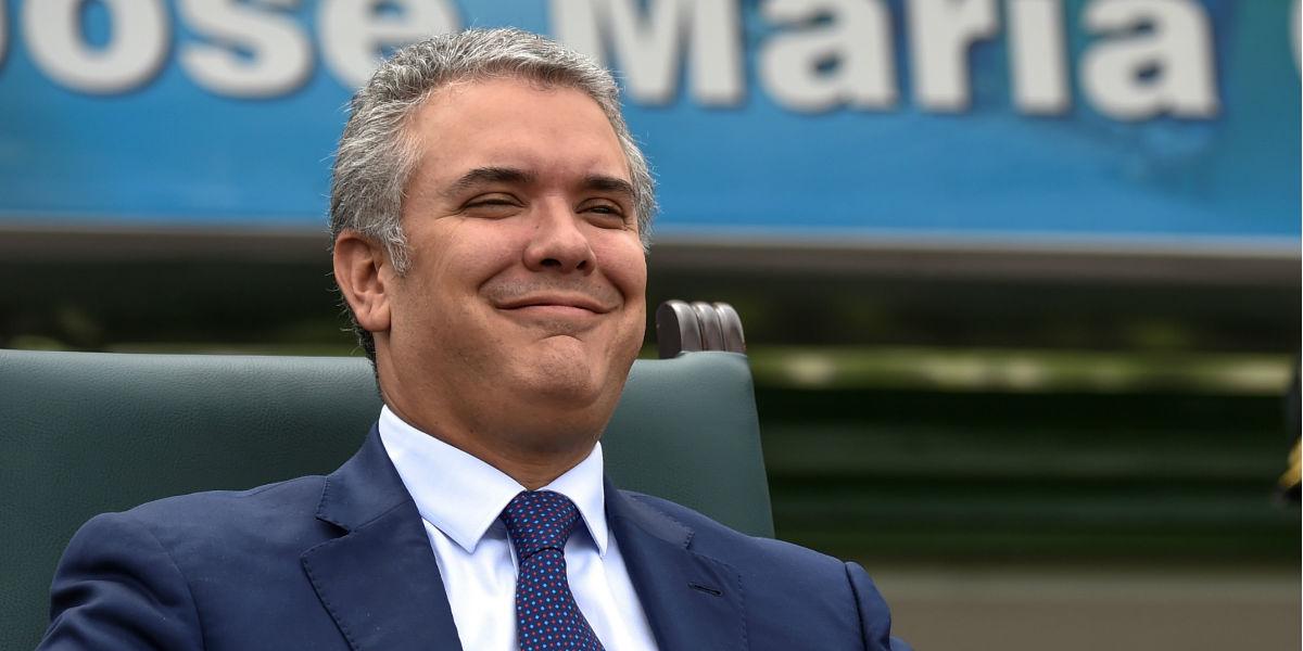 salario ivan duque presidente de colombia