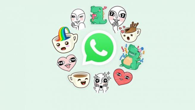 Lo que debes hacer para activar la nueva opción de WhatsApp, los stickers
