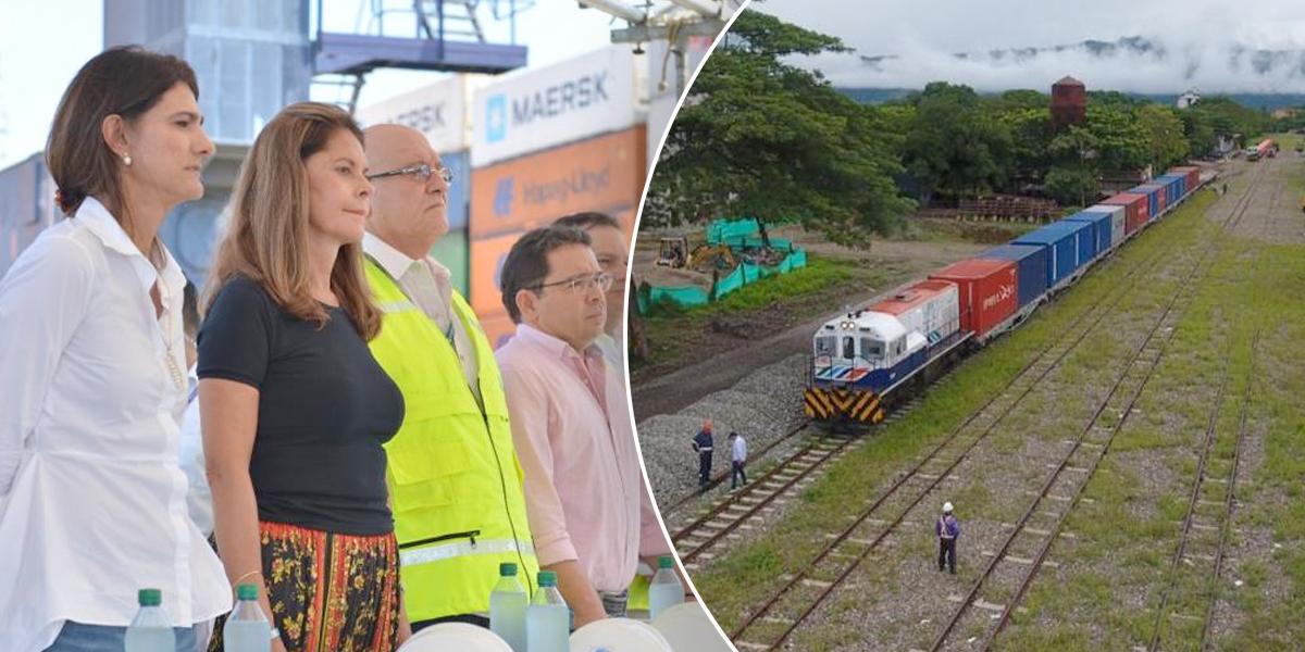 Desde 2019, transporte de café de exportación será vía férrea entre La Dorada y Santa Marta