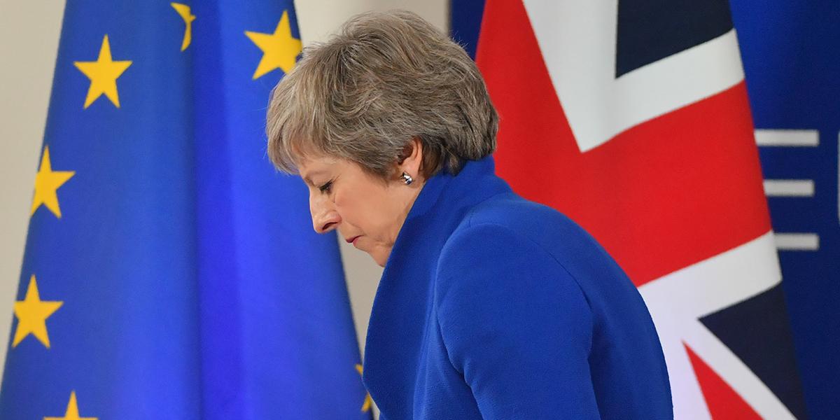 May inicia una intensa campaña para vender el acuerdo del Brexit en Reino Unido