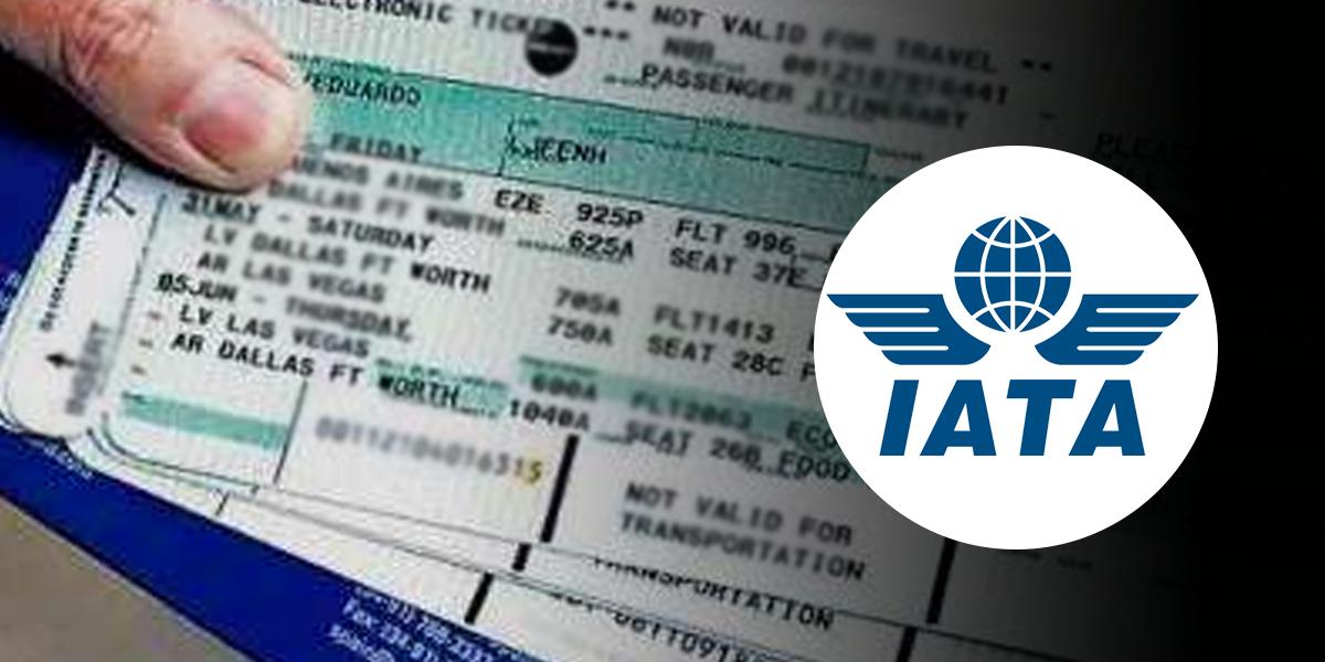 IATA propone rebajar IVA de tiquetes aéreos