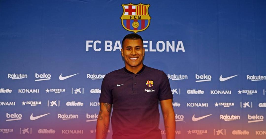 ¡Próximo jueves!, Murillo firmará con Barcelona y será presentado ante la afición