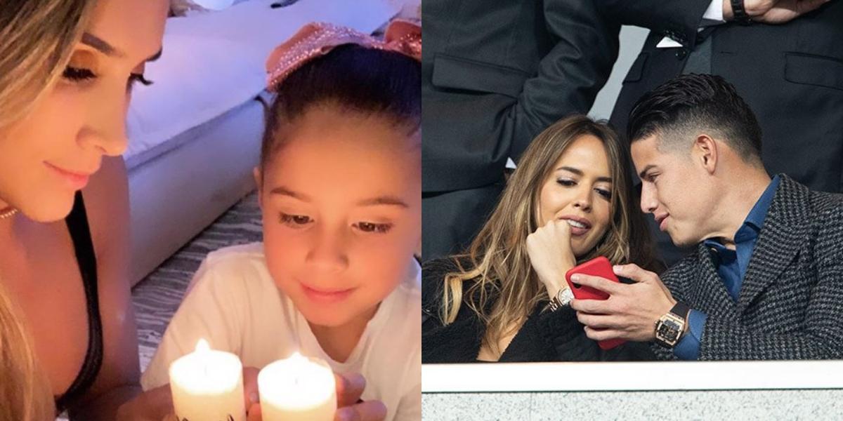 La supuesta indirecta de Daniela Ospina hacia James Rodríguez