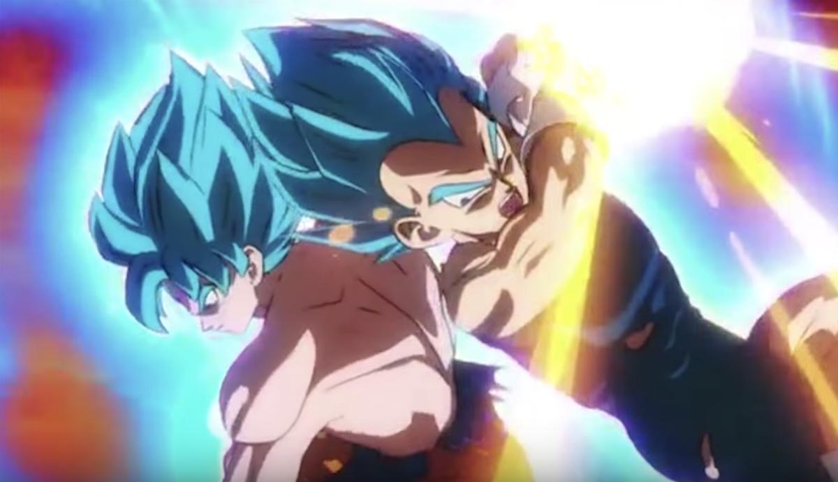 Filtran en internet la otra fusión que aparecerá en 'Dragon Ball Super: Broly'