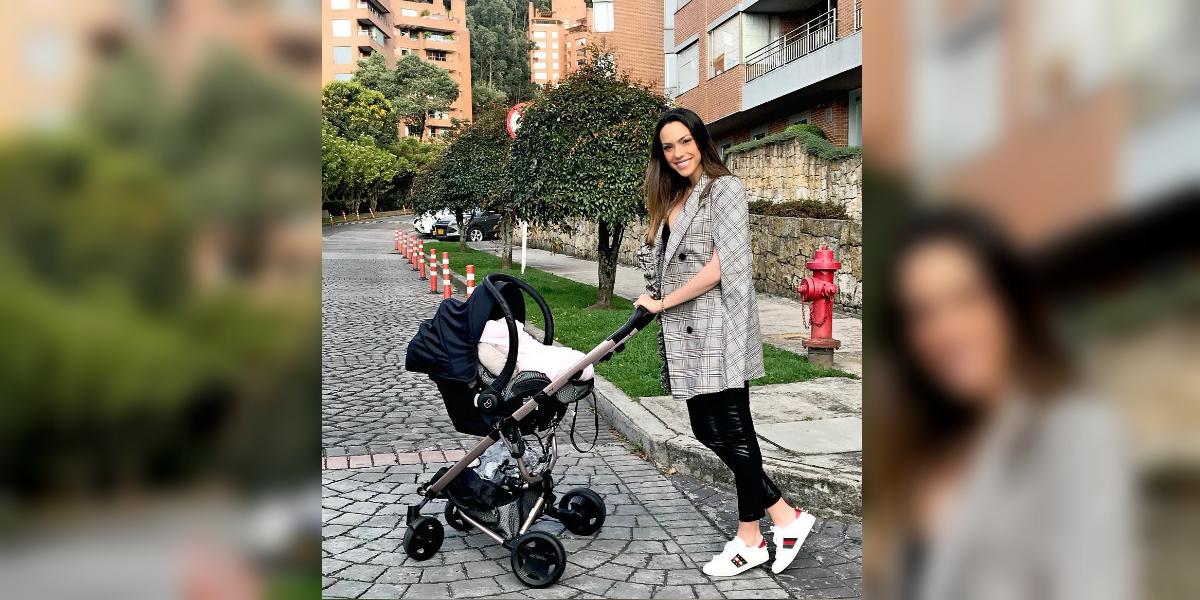 Una exreina revela cómo logró recuperar su figura tres meses después de dar a luz
