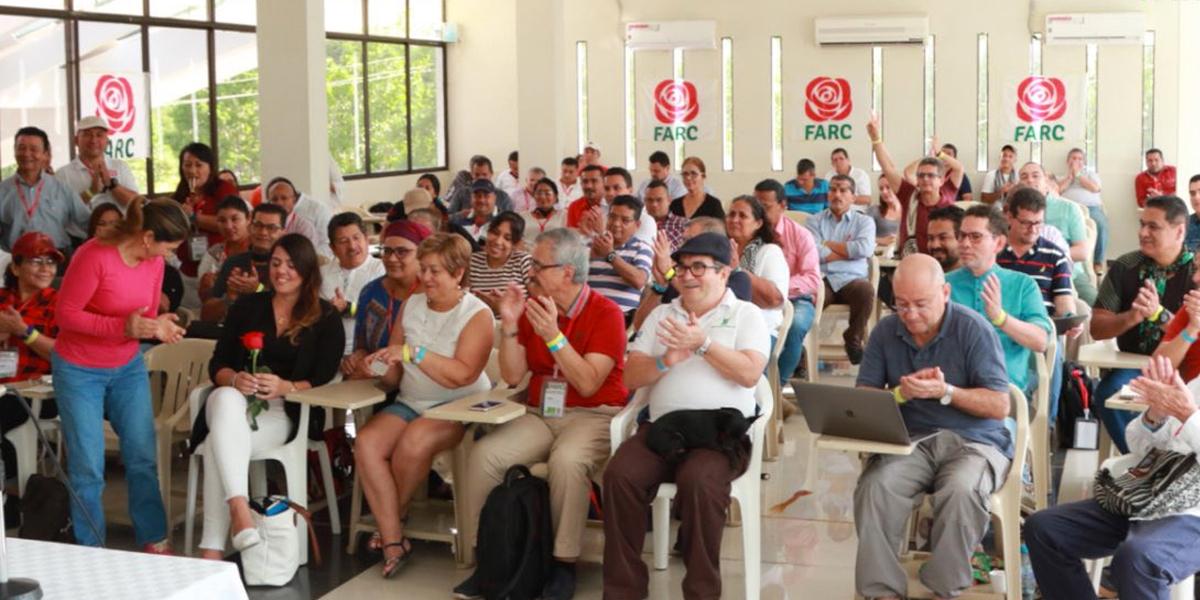 FARC define acciones con énfasis en la seguridad de exguerrilleros para 2019