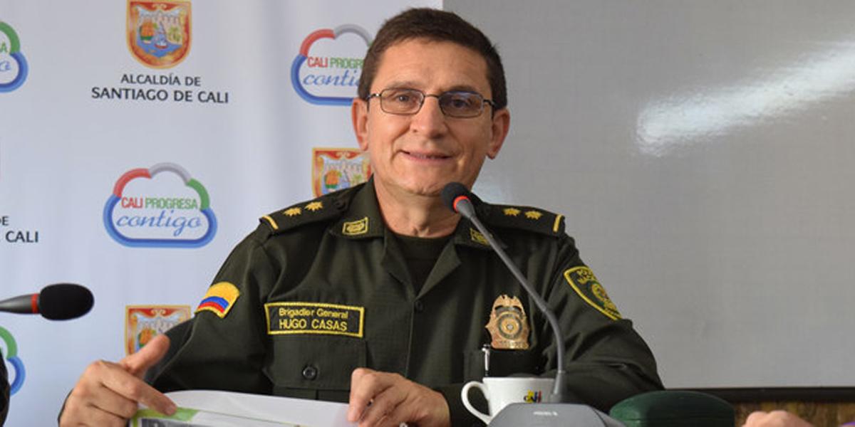 Milicias urbanas estarían detrás de 'Capuchos' de Univalle, según comandante de Policía de Cali