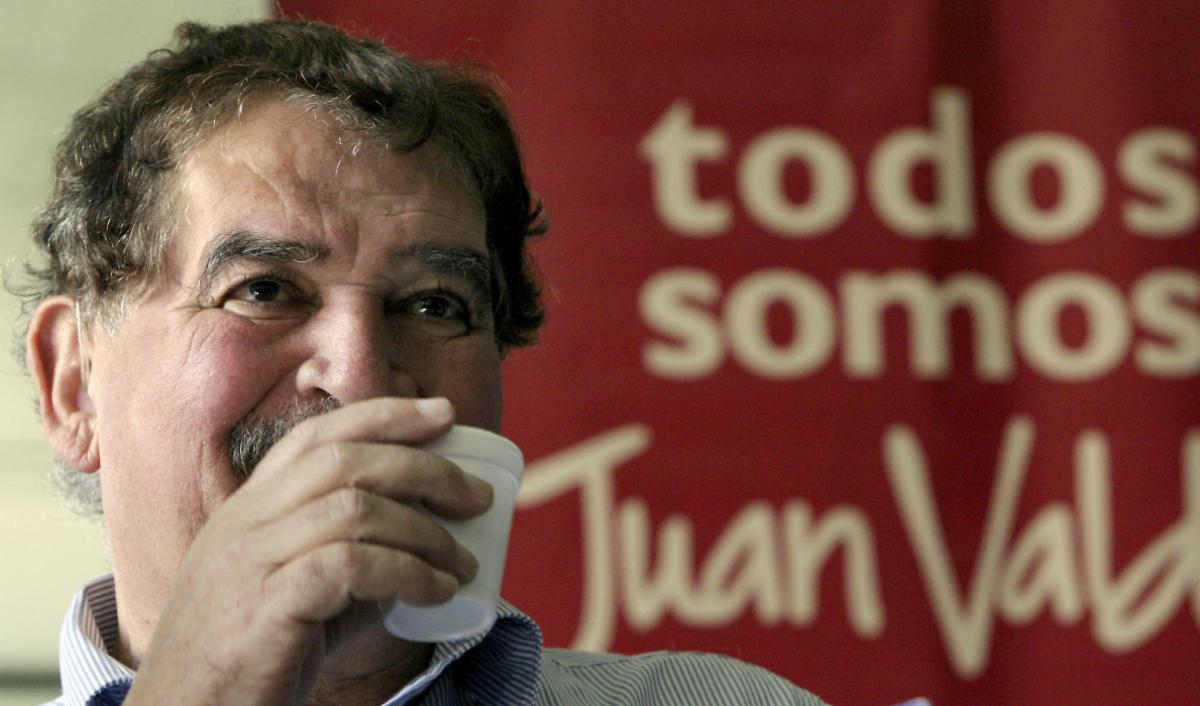 Falleció Carlos Sánchez, el hombre que durante 37 años representó a Juan Valdez