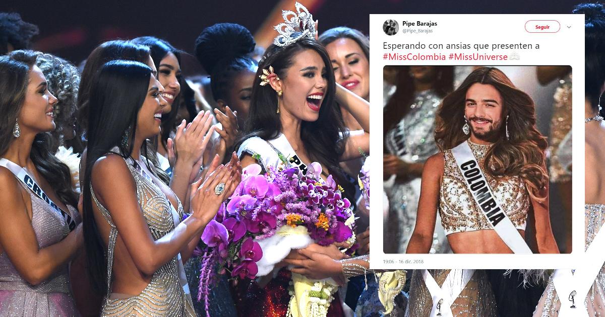 Los memes de Miss Universo tras la eliminación de Colombia y España en primera ronda