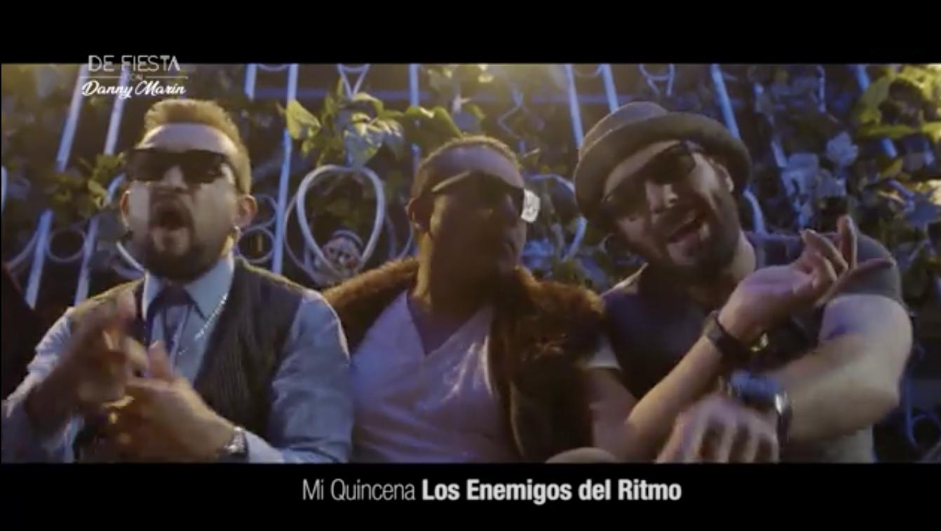 Los Enemigos del Ritmo parodiaron 'Oye traicionera' de Iván y sus Bam Band