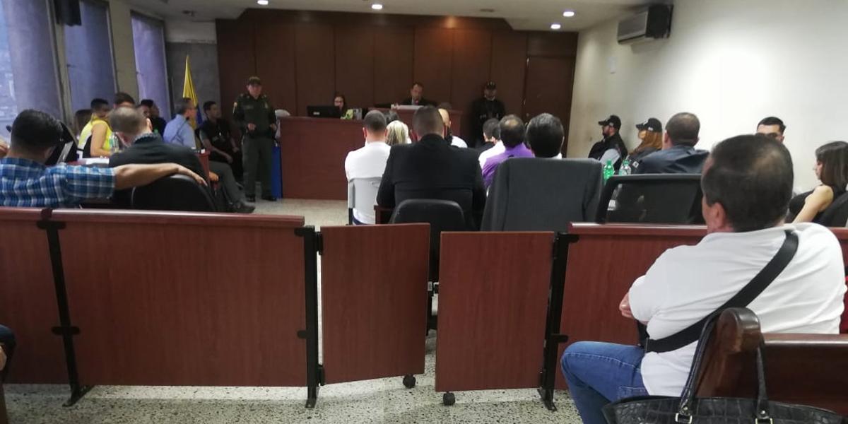 Suspendidas las funciones como alcalde del mandatario de Envigado