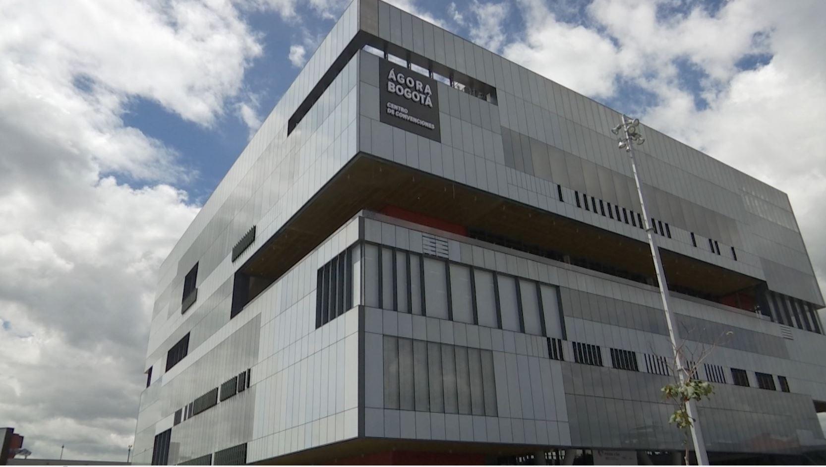 Ágora, el centro de convenciones más grande de Bogotá, ganó premio de arquitectura