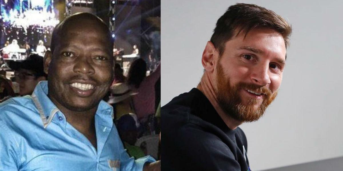 El regalo de Messi Al 'Tino' Asprilla que le critican en redes sociales