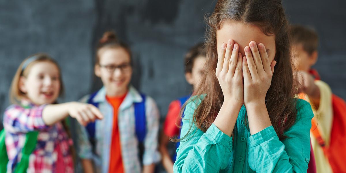 Señales para determinar si un menor es víctima de bullying