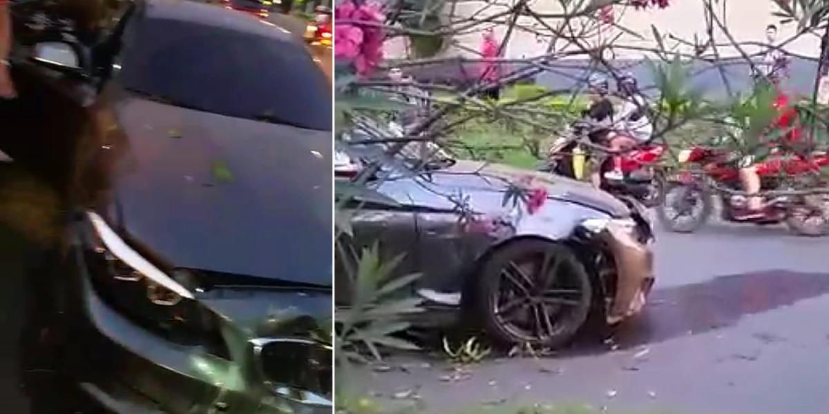 Investigan aparatoso accidente tras presunto 'pique ilegal' en Cali