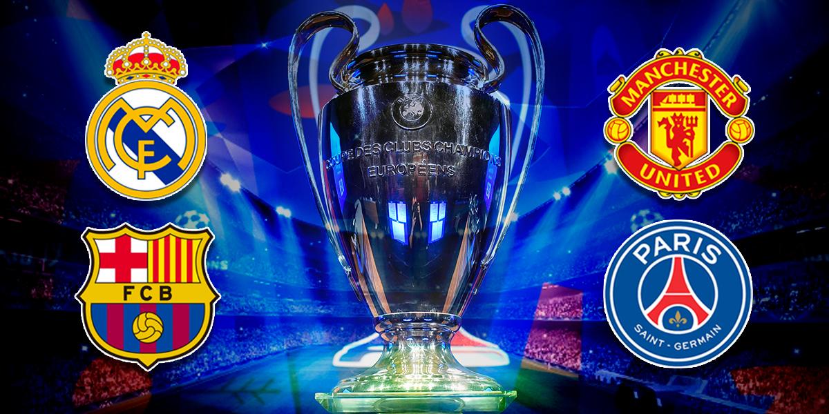 Champions League: las fechas y los rivales en octavos de final