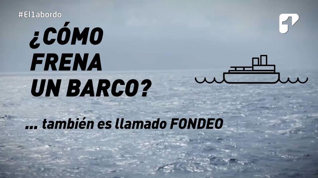 como se frena un barco armada de colombia expedicion antartida