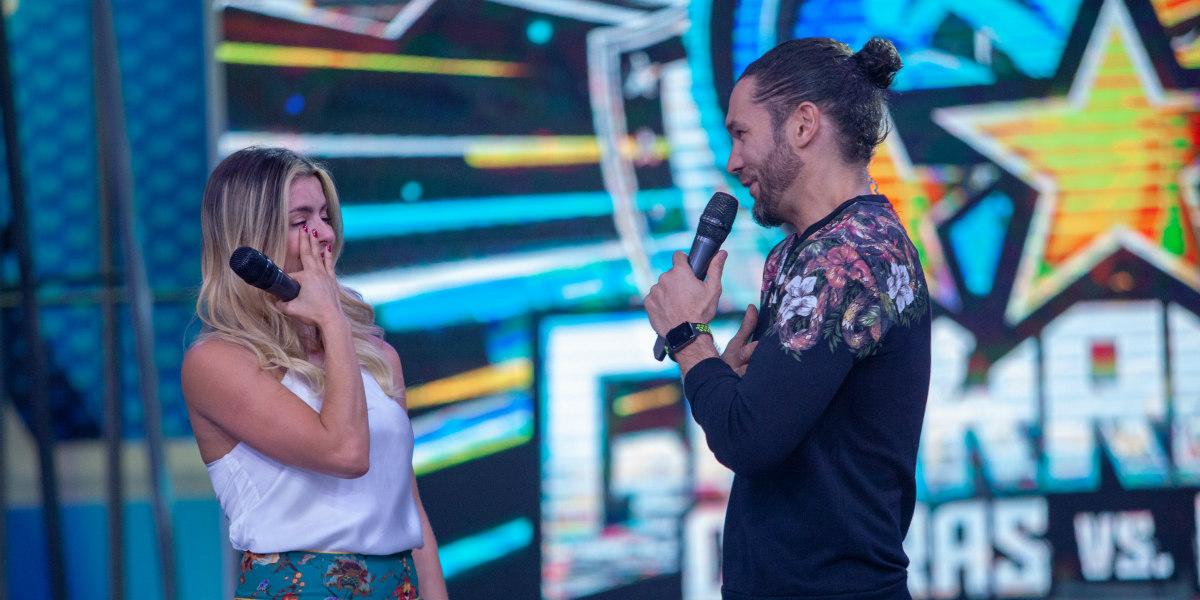 El llanto de Cristina Hurtado que conmovió a 'Cobras Vs Leones'