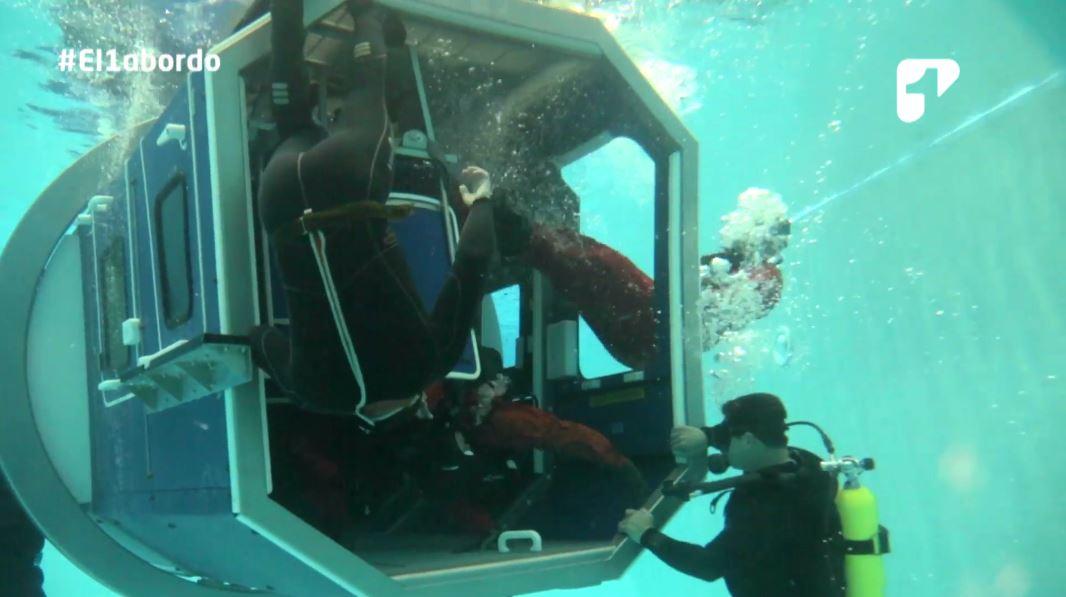expedicion a la antartida entrenamiento armada naufragio