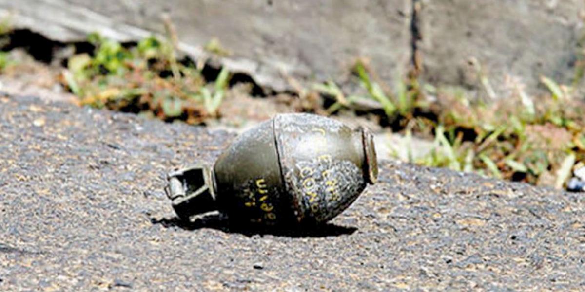 29 heridos y siete de gravedad por atentado con granada en El Bagre, Antioquia