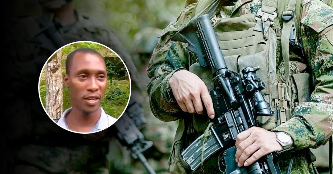 Autoridades verifican si alias Guacho habría sido abatido en operación militar