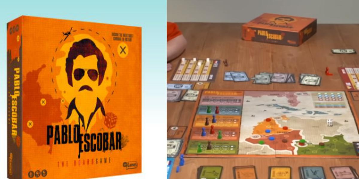 ¡Lo que faltaba! El juego de Pablo Escobar que enseña cómo involucrarse en el mundo criminal de Colombia