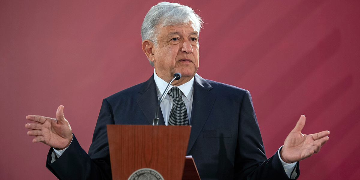 ¿Al presidente de México le descubrieron una propiedad en Estados Unidos?