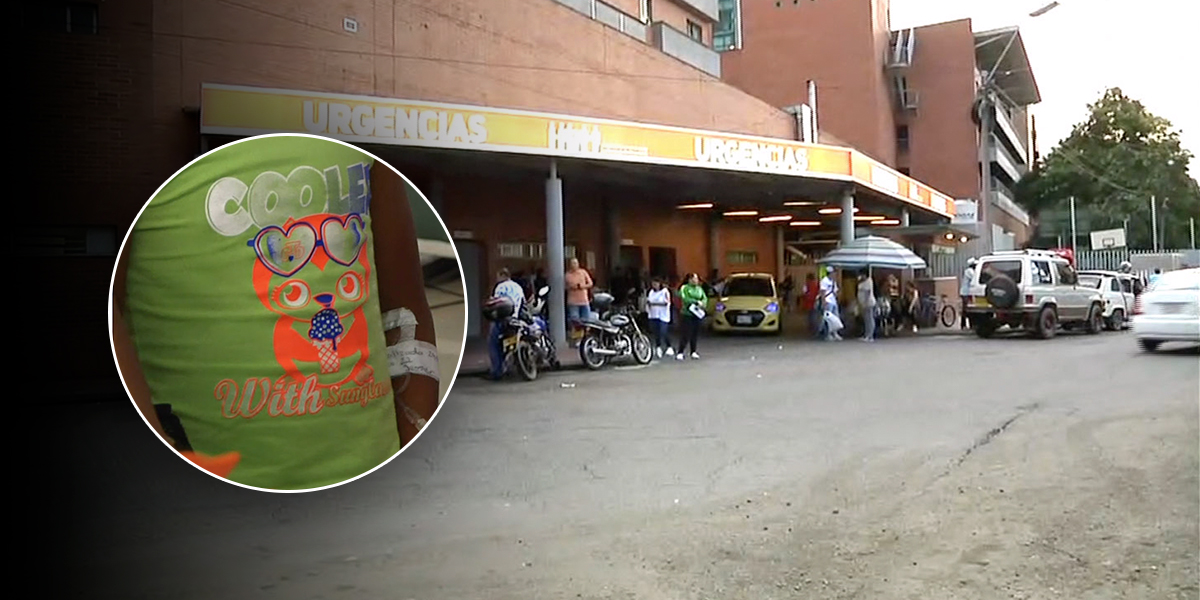 Investigan aberrante caso de presunto maltrato y abuso sexual a menor de tres años en Medellín