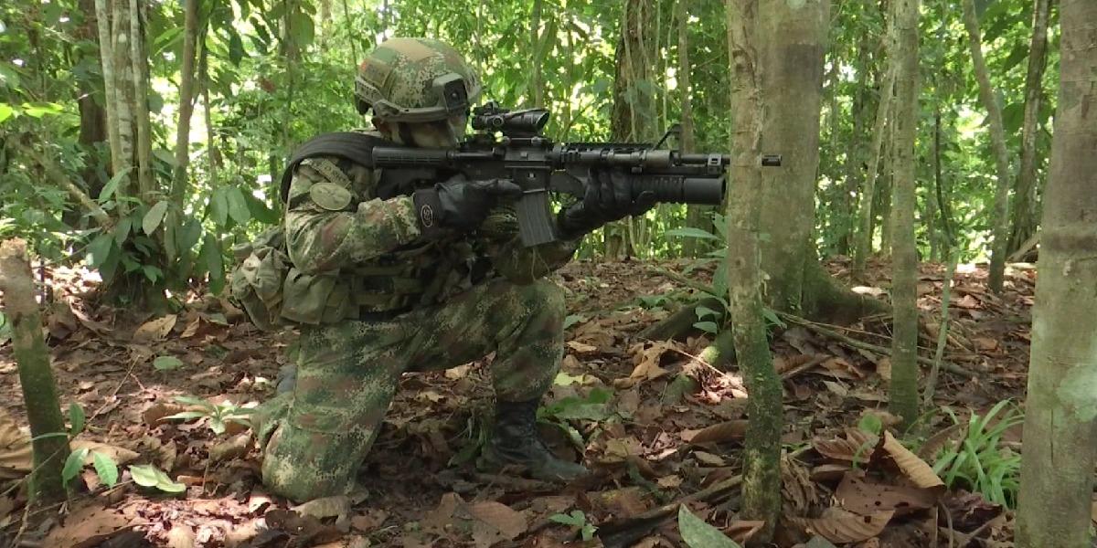 Así fue la operación militar que golpeó el corazón de las disidencias de las Farc en Caquetá