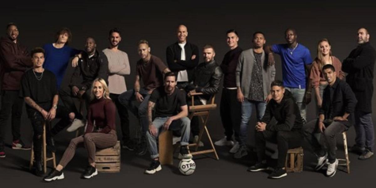 James, Neymar, Messi y más estrellas paralizan las redes con este anuncio