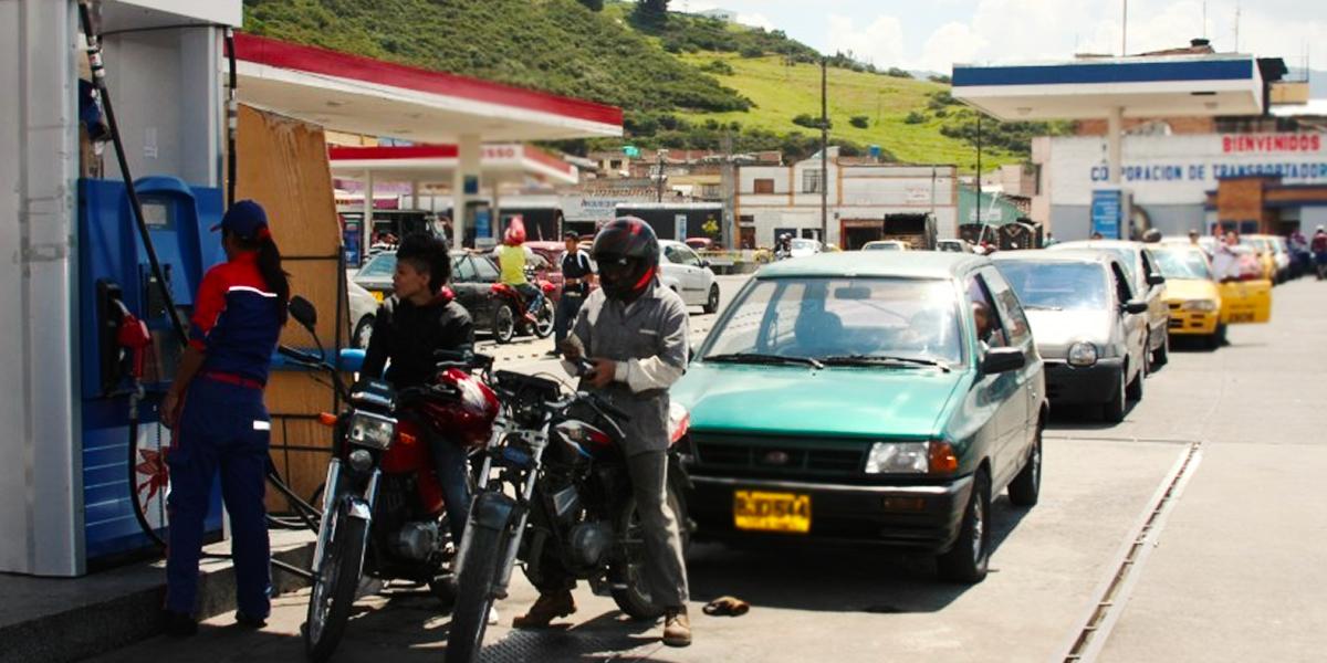 Gasolina iniciará el 2019 con descenso en el precio