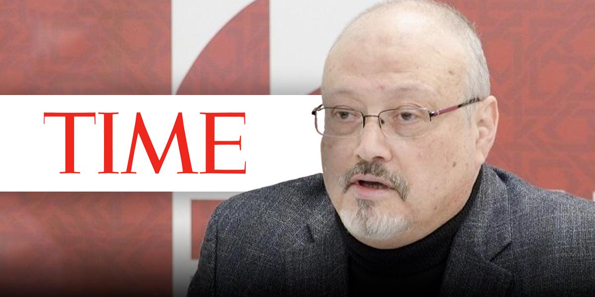 Revista Time nombra a periodista asesinado Jamal Khashoggi, Persona del Año