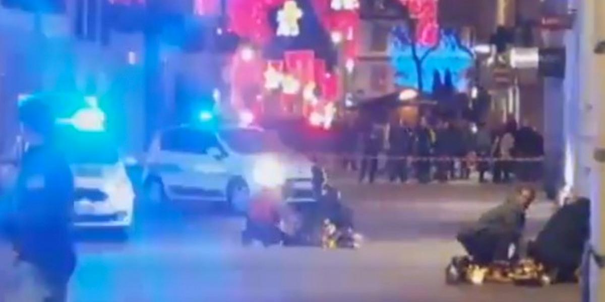 Dos muertos y once heridos deja un tiroteo en el centro de Estrasburgo