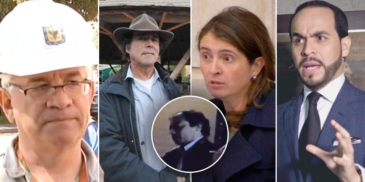 Corte Suprema escuchará hoy cuatro testimonios por el video de Petro