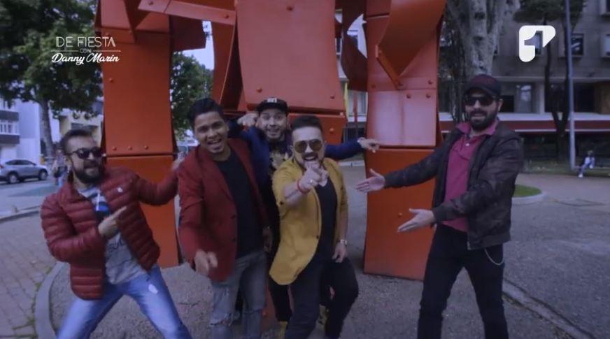 Banda Fiesta y los Enemigos del Ritmo como 'youtubers'… ¿Qué tan mal puede salir esto?