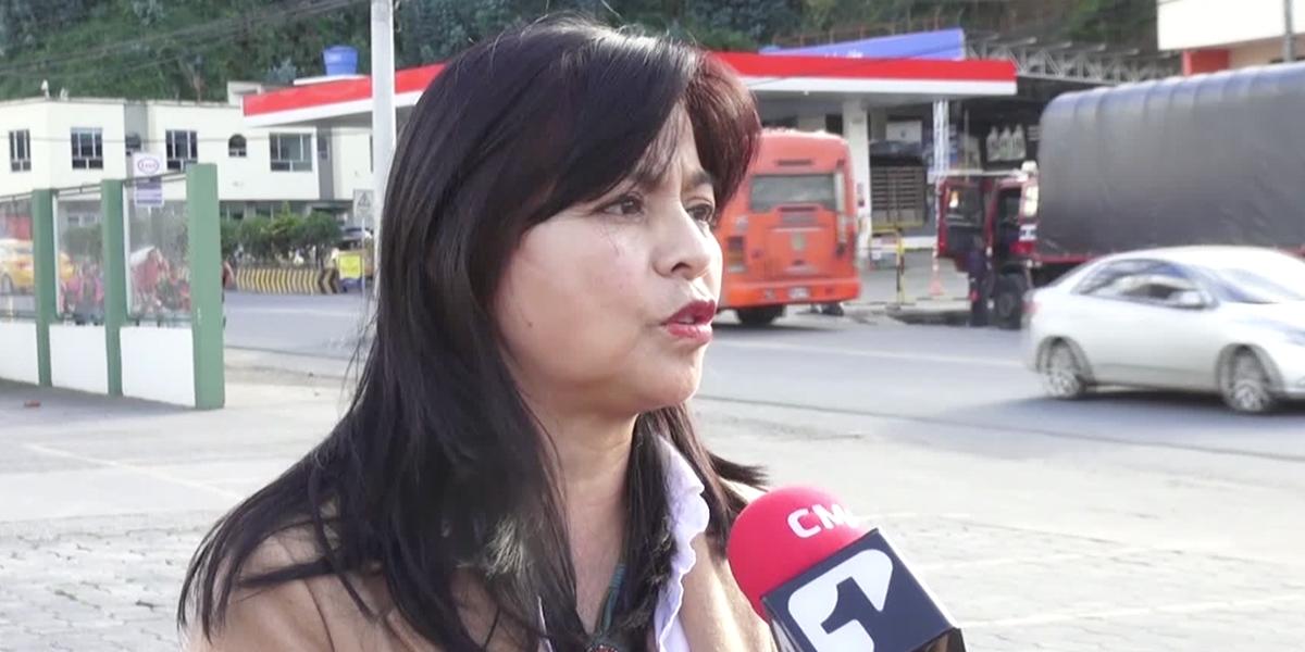 Primera dama de Ipiales desmiente declaraciones de la hacker