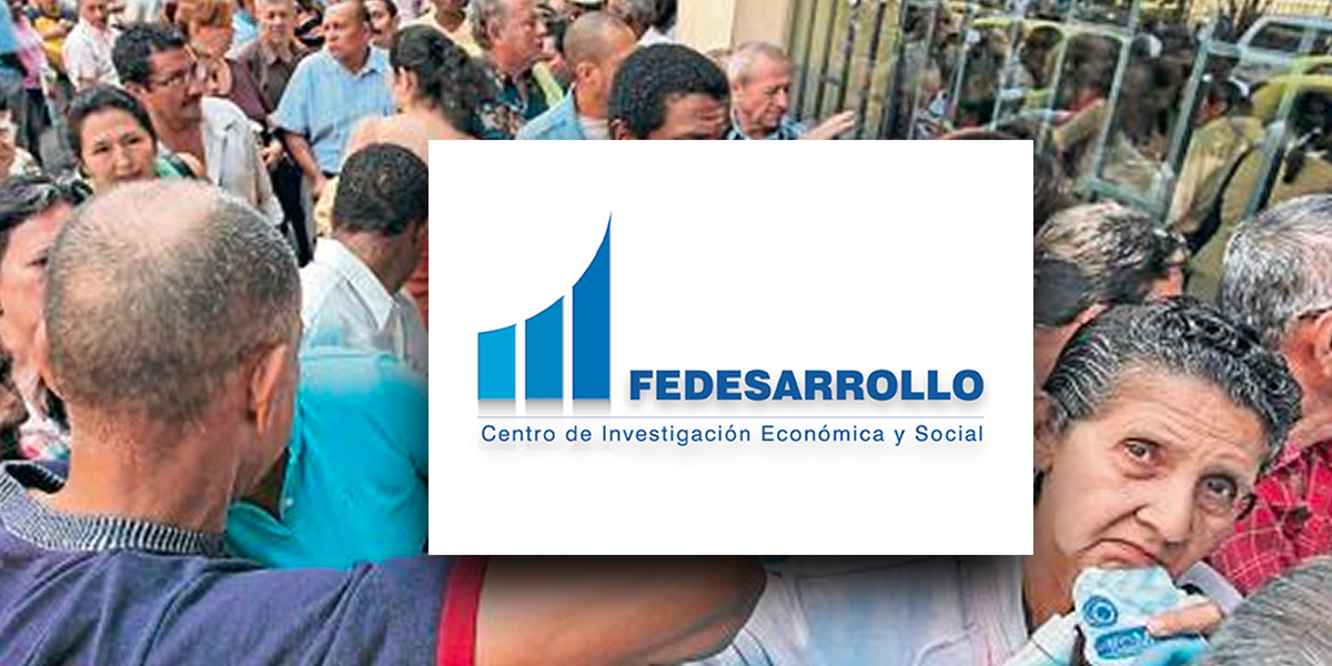 'Urge una reforma pensional': Fedesarrollo