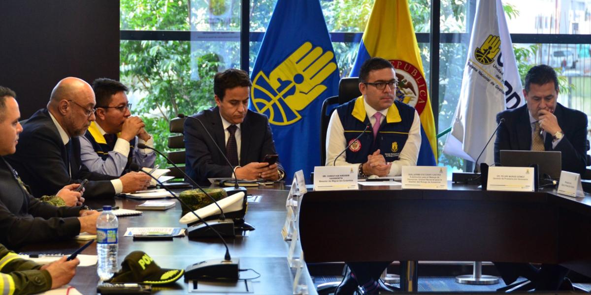 Colombia alista planes de contingencia para posesión de Maduro