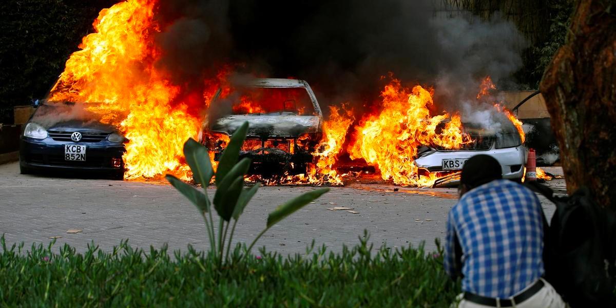 Al menos seis muertos deja un ataque terrorista cerca a un complejo hotelero en Kenia