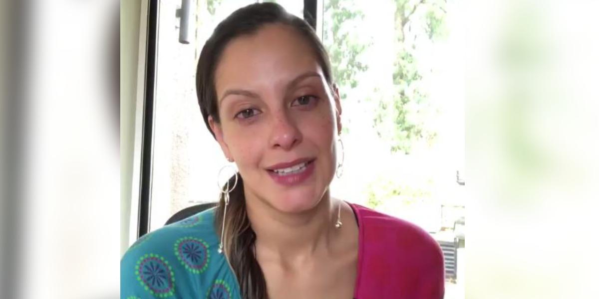En video: el momento en que le rompen el corazón a Laura Acuña