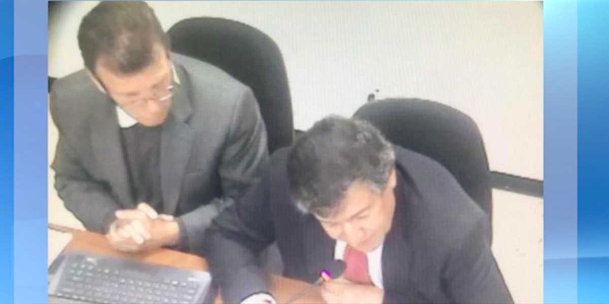 Inició el juicio contra Carlos Palacino, por corrupción en Saludcoop