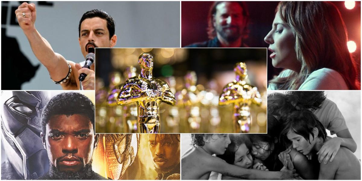 'Roma' y 'Pantera Negra', las grandes sorpresas en los nominados a los premios Óscar