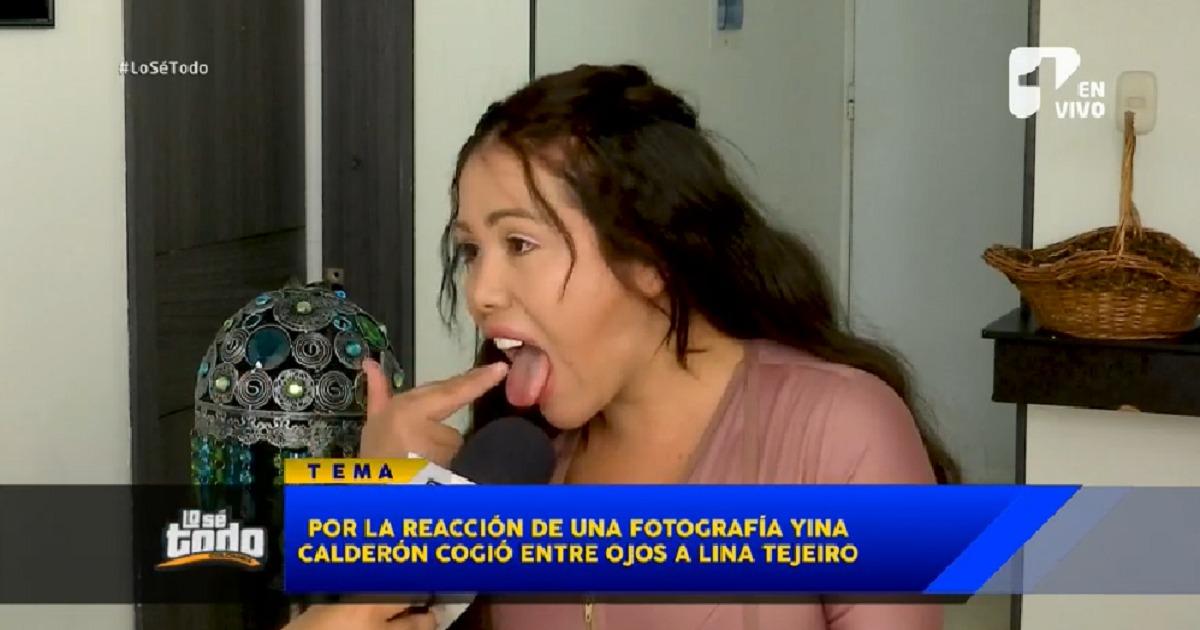 ¿Se pasó? Yina Calderón revela el feo inconveniente que tuvo con Lina Tejeiro