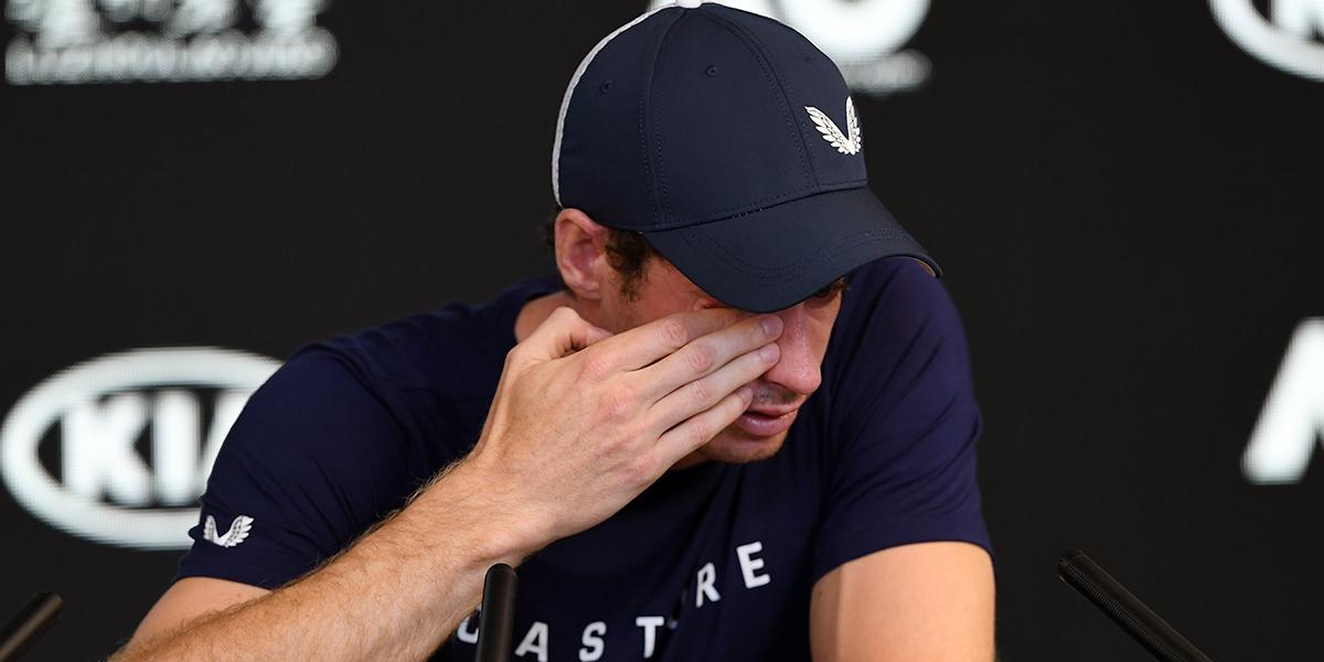 Murray asegura que tiene intención de retirarse tras Wimbledon