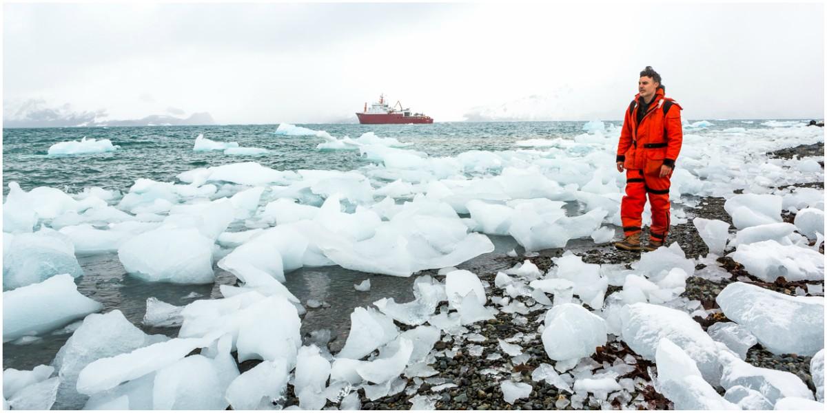 antartida calentamiento global derretimiento glaciares Proceedings of the National Academy of Sciences