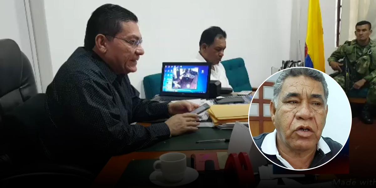 Consejo de seguridad tras asesinato de candidato a la Alcaldía de El Cerrito