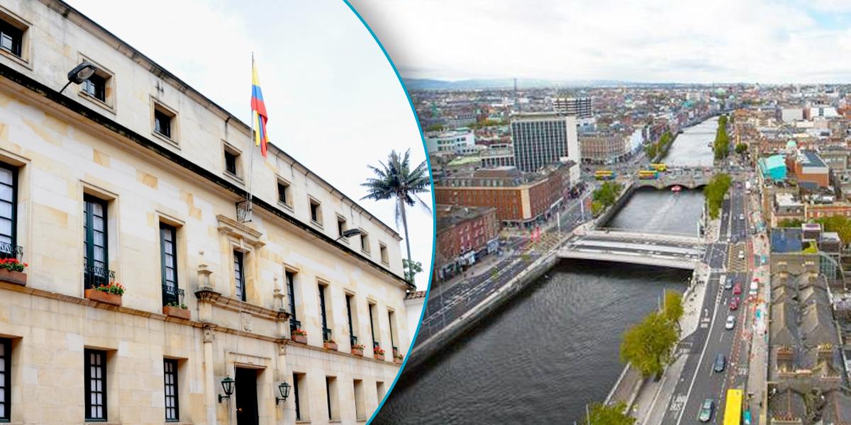 Cancillería anuncia la apertura de un nuevo consulado en Dublín