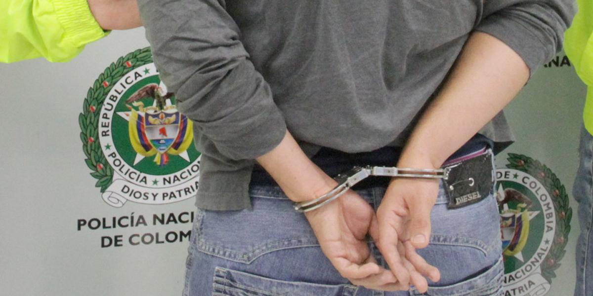 Capturan a 21 personas por narcotráfico en San Andrés, Cali y Bogotá