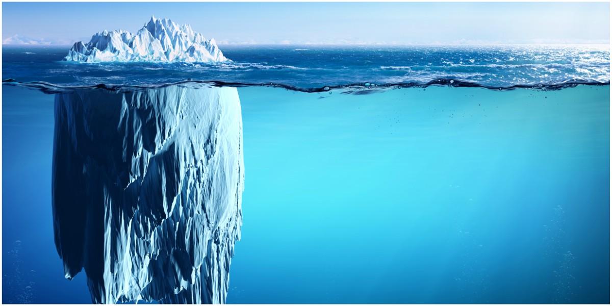 catastrofe si se derrite el hielo de la antartida